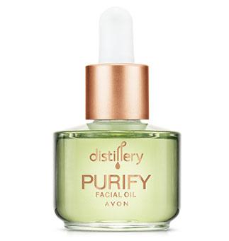 Очищающее масло для лица Distillery Purify Facial Oil