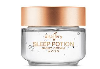 Ночной увлажняющий крем Distillery Sleep Potion