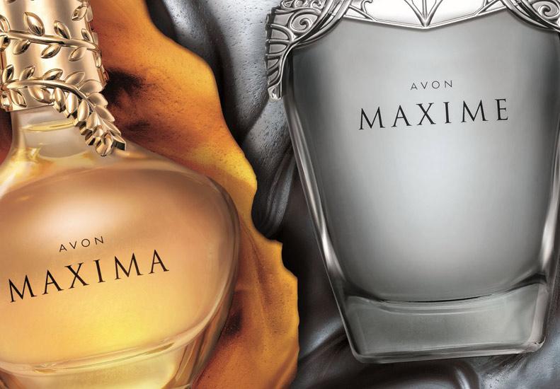 Новый парфюм от AVON MAXIMA & MAXIME