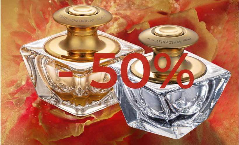 Революционная новинка от AVON парфюмированная эссенция минус 50 процентов